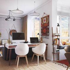 espacios diminutos decorar
