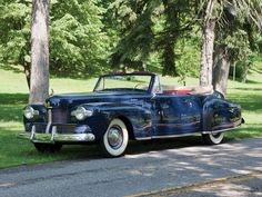 1942 Lincoln Continental Cabriolet   St. John's 2013   RM AUCTIONS