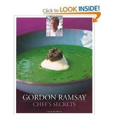 Gordon Ramsay - Chef secrets