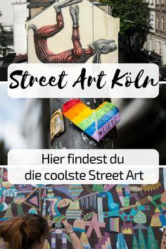 Auf den Spuren von Banksy, ROA und Co.: Die beste Streetart in Köln. Hier findest du die besten Tipps für Murals und Graffiti in Ehrenfeld und dem belgischen Viertel.