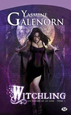 Les soeurs de la lune T1: Witchling