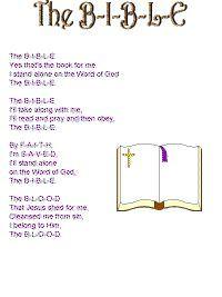 Printable templates for children's Bible songs and poems. Childrens Bible Songs, Bible Songs For Kids, Preschool Bible Lessons, Preschool Songs, Bible Lessons For Kids, Toddler Bible, Kindergarten Songs, Children Songs, Children Church