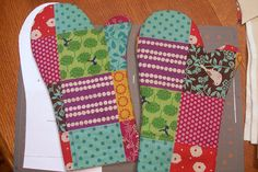 oven mitts for thanksgiving dinner challenge by imaginegnats, via Flickr