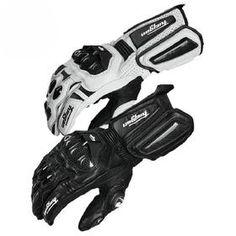 Cycling Racing Leather Men Glove Motorcycle Gloves - Kayakalee