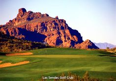 Las Sendas Golf Club - Awesome course.  Charlies brother in-law lives off of this course.  Played on Arizona 2012 golf trip with Charlie, Barry, and Randy
