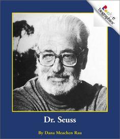 Dr Seuss Rookie Biographies
