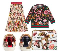"""""""Presenting the Gucci Garden Exclusive Collection: Contest Entry Gucci garden"""" by lovefashion12321 ❤ liked on Polyvore featuring Gucci and gucci"""