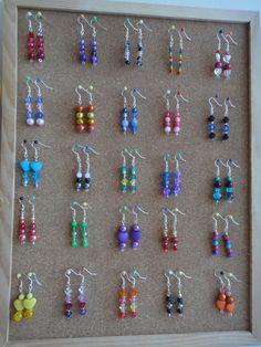 tutorials on making colorful tassel earrings. - Beebeecraft tutorials on making colorful tassel earrings. -Beebeecraft tutorials on making colorful tassel earrings. - Beebeecraft tutorials on making colorful tassel earrings. Tassle Earrings Diy, Bead Earrings, Earrings Handmade, Handmade Jewellery, Diy Jewellery Earrings, Diy Earrings Dangle, Diy Earrings Easy, Denim Earrings, Fancy Jewellery