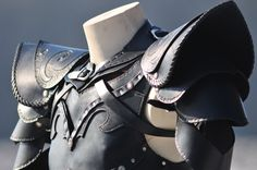 Elf Leather Armor by ~Artapologia on deviantART