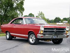 "1966 Ford Fairlane GT 390, Built 428 4v CJ V8/T10 4speed/3.70 9"" Traction-Lok axle..."