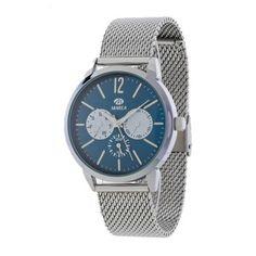 MAREA  Ref: B41177/6  Reloj caballero Marea multifunción  Movimiento de cuarzo  Caja de metal 44mm  Cristal curvo  Correa de malla  2 años de garantía  - See more at: http://girbesjoyas.com/es/relojes-girbes/b41177-6-detail#sthash.bGIGY7Pk.dpuf
