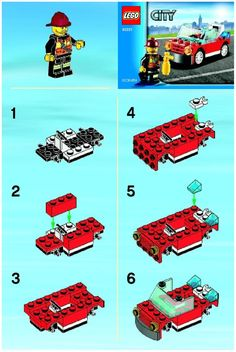 Page by Page Instructions for EVERY Lego set since 1965.