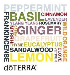 GREAT SITE !    Essential Oils for Your Health \ doTERRA