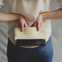 This is the perfect special occasion clutch. www.mooreaseal.com