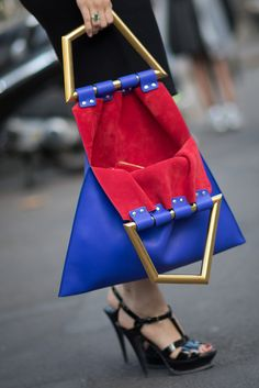 The Street Style Accessories That Stopped Traffic at Fashion Week: If there's any time to work your outfit around your most striking accessories, it's now.