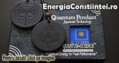 Pandantiv Scalar Cuantic – cod ORG212 | Energia Conştiinţei
