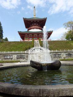 Narita shrine #narita #japan