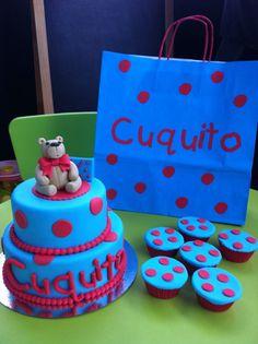 Cuquito bear