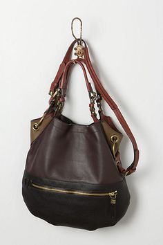 Just got this!! Equinox Color Hobo #anthropologie