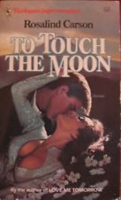 USED (GD) To Touch the Moon (Harlequin Superromance No. 175) by Rosalind Carson