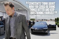 Elon Musk Entrepreneur Picture Quote For Success (Images) 21 . Couple Goals, Elon Musk Quotes, Motivational Quotes, Inspirational Quotes, And So It Begins, Artist Quotes, Richard Branson, Startup, Tony Stark