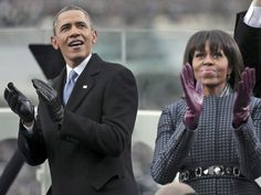 Panoramic view of Obama's second inauguration (Photo: Win McNamee / Pool via AP) #NBCPolitics