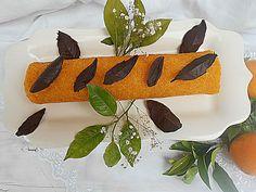 Coisas simples são a receita ...: Torta de laranja