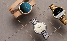 moto 360 2 women's / smartwatch / co-designer (2015) - rheajeong