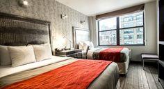 ✓Aquí os proponemos los mejores hoteles en Nueva York baratos ✓ Los mejores consejos para disfrutar de un alojamiento bueno, bonito y económico