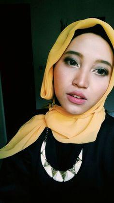 #hijab #simplemakeup