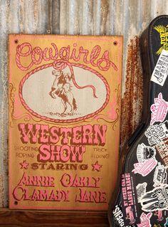 COWGIRLS WESTERN SHOW - PINK - Junk GYpSy co.