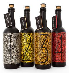 Luminary Quarter Beer — Designspiration