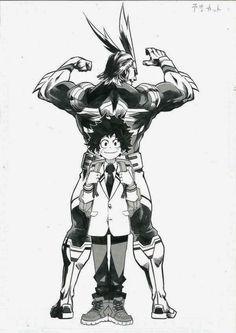 The Anime Opinions: Boku no Hero Academia - Impressions | midoriya | All Might | My Hero Academia