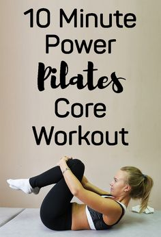 Are you looking for a powerful workout that will transform your abs, strengthen your body, and leave you feeling great? Then this Pilates core workout is for you! These mindful, Pilates-inspired movements will help you engage more core muscles than with just plain old crunches. Mix up your routine with this Pilates core workout. It will challenge you with targeted moves designed to create real core strength and leaner, flatter abs.