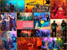 Ocho Macho koncert Times Square, Rock, Skirt, Locks, The Rock, Rock Music, Batu, Rock Roll