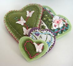 16 Free Embroidery Projects for You to Sew | Sew Mama Sew | Outstanding sewing, quilting, and needlework tutorials since 2005.