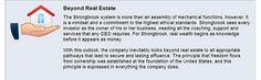 Strongbrook - Beyond Real Estate