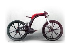 cycles on Behance