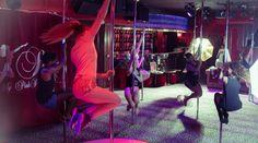 Try & Do Party, à la découverte de la Pole Dance