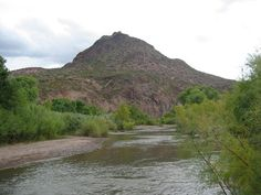 the river in clifton az