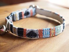 Hey, I found this really awesome Etsy listing at https://www.etsy.com/listing/241328819/cute-boho-cat-collar