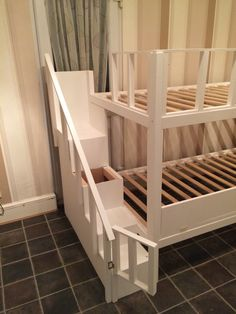 Storage Stair Gate, Bunk Beds With Stairs, Storage, Furniture, Home Decor, Purse Storage, Decoration Home, Room Decor, Home Furnishings
