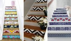 customiser un escalier