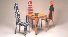 11 Creative Recycled Furniture Designs - Uphaa.com