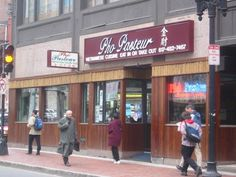 Pho Pasteur in Boston, MA (Chinatown)