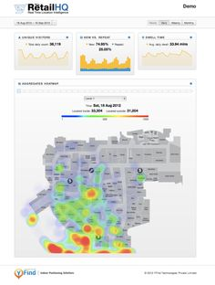 Wi-Fi Indoor Positioning Firm YFind Launches Analytics Tool