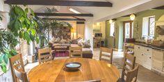 The Kitchen at Sedgeford Hall Norfolk Wedding and Event Venue - Holiday Cottages