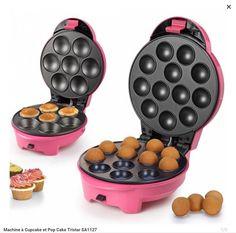 Machine appareil à cupcake et popcake