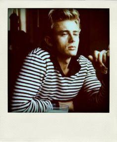 James Dean, '50s.  #moviestar #jamesdean