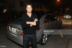 Actor Ian Somerhalder attends the Mercedes-Benz/GQParty at The Elms Mansion on February 2, 2013 in New Orleans, Louisiana.